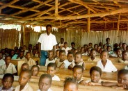 African classroom