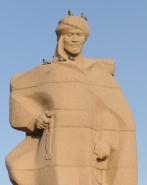 Al Farabi Statue