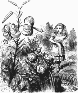 alice-and-flowers