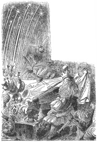 Alice Banquet Tablecloth