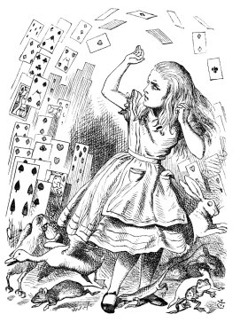 Alice Pack of Cards