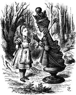 Alice Red Queen