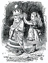 Alice White Queen