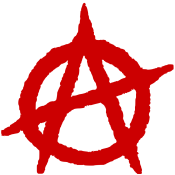 anarchy symbol Anarchy is Order