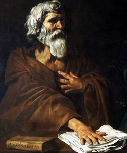 empedocles the greek philosopher Empedocles of acragas another greek philosopher, the fifth-century materialist empedocles of acragas (in sicily), postulated that the universe was composed of four basic elements -- earth, air, fire, and water.