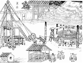 Ancient-chinese-drilling