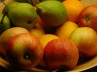 apples oranges and pears