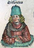 Aristotle German Print