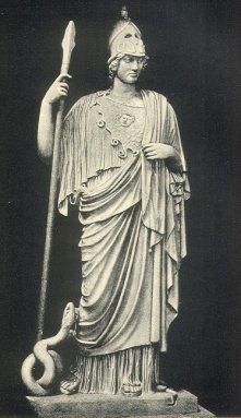 Athena Greek Goddess
