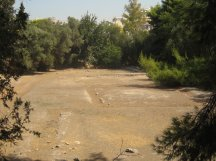 Athens Plato Academy Archaeological Site