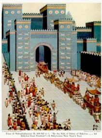 babylon gates