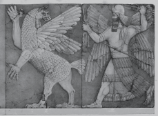 Babylonian Chaos and Sun God