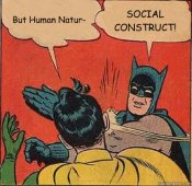 batman social construct