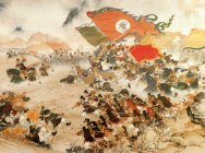 battle_of_fei_river china