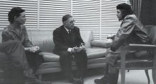 Beauvoir Sartre Che Guevara