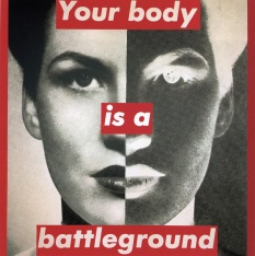 Body is Battleground
