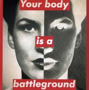 Body is Battleground