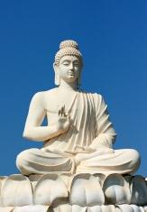 Buddha statue Belum Caves India