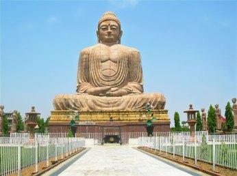 buddha statue india garden