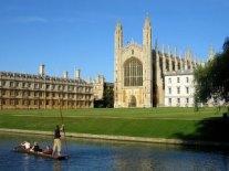 Cambridge King's college