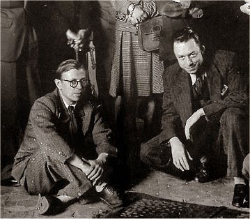 famous thinkers camus and sartre The truth of the matter is that camus' rejection of existentialism is directed more toward sartre's version of it rather than toward a dismissal of the main problems that the existential thinkers faced.