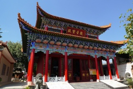 Chinese Budhist Temple