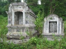 Chinese Graves
