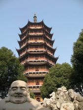 Chinese Pagoda Buddhist
