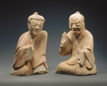 Chinese philosopher statues debate