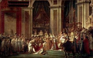 Corronation Painting France