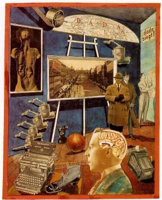 Dada Collage A
