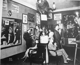 Dada First Intl Exhibition 1920