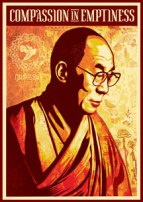 Dalai Lama Compassion in Emptiness