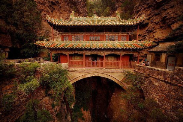 daoist bridge shrine