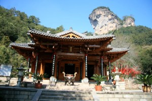 daoist temple mountain