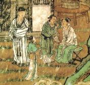 Yongle gong bihua (Beijing: Waiwen chubanshe, 1997), p. 84.