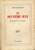 De Beauvoir Second Sex