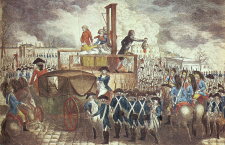 Decapitation of King Louis XVI