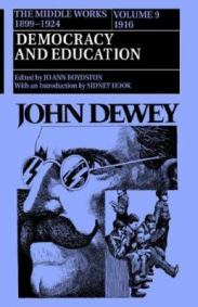 Democracy and education john dewey