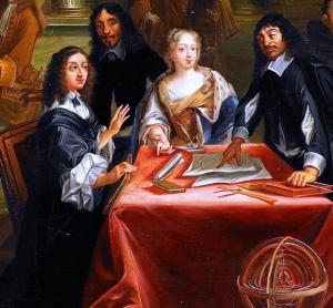 Descartes and Queen Christina