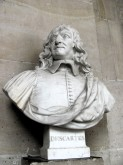 Descartes Bust