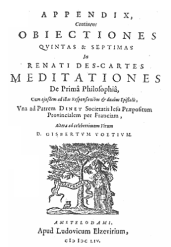 Descartes Meditations