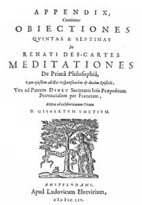Descartes Meditations