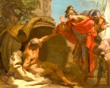 Diogenes and Alexander