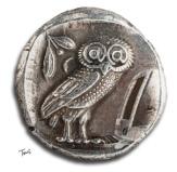 drachma ancient greece