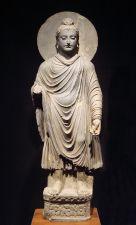 Early Gandhara Buddha