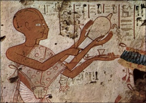 Egyptian Priests