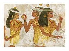 egyptian servant girls