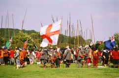 English Civil War reinactment
