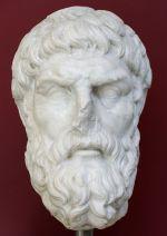 Epicurus Head